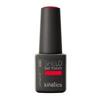 "Kinetics Гель-лак SHIELD 11мл. - 435S ""Get *Red* Done"""