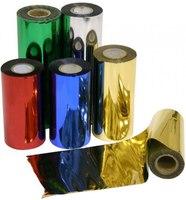 Фольга для литья золото и серебро 5*100см